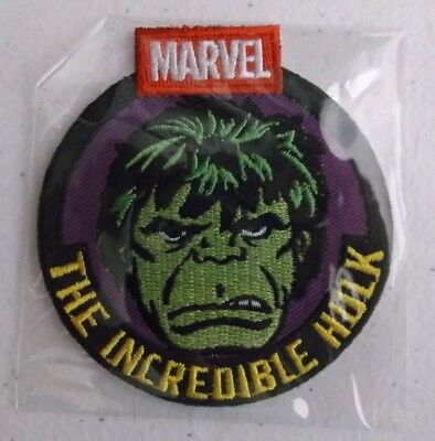 The Incredible Hulk Patch Marvel Collector Corps Funko New Rare Exclusive
