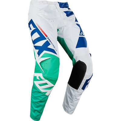 Fox Racing NEW Mx 2018 180 Sayak Green Kids Youth Motocross Dirt Bike Pants