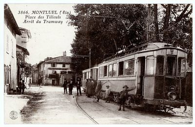 (S-98213) France - 01 - Montluel Cpa
