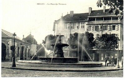 (S-82694) France - 01 - Belley Cpa