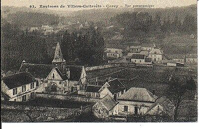 (S-3867) France - 02 - Corcy Cpa      Non Identifie