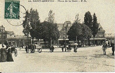(S-4182) FRANCE - 02 - ST QUENTIN CPA      P.D.  ed.