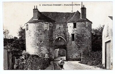 (S-27644) FRANCE - 02 - CHATEAU THIERRY CPA      BOURGOGNE J.  ed.