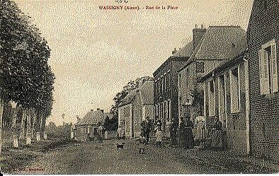 (S-62340) France - 02 - Wassigny Cpa