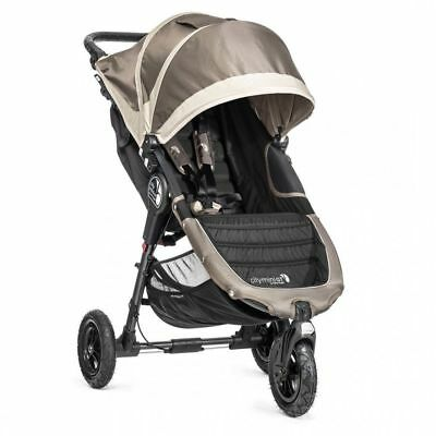 Baby Jogger City Mini GT Pushchair Sand/Stone - suitable up to 15kg - BRAND NEW