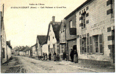 (S-87050) FRANCE - 02 - EVERGNICOURT CPA      WILMET A. ed.