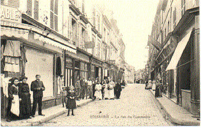 (S-87100) France - 02 - Soissons Cpa