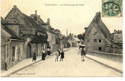 (S-87108) FRANCE - 02 - SOISSONS CPA      NOUGAREDE G. ed.