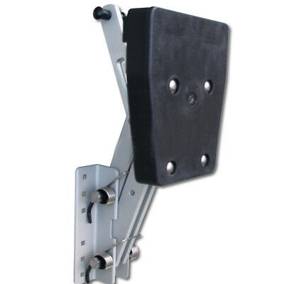 Heavy Duty Aluminum Outboard2 Stroke Kicker Motor Bracket 7.5hp-20hp Perfect