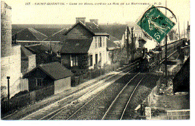(S-87161) France - 02 - St Quentin Cpa