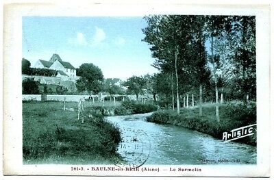 (S-109471) FRANCE - 02 - BEAULNE CPA      ARTISTIC  ed.