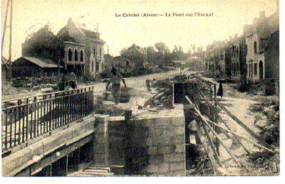 (S-86946) France - 02 - Le Catelet Cpa