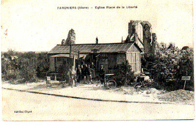 (S-87038) France - 02 - Fargniers Cpa