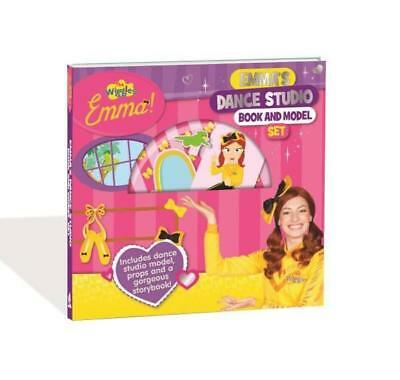 New Wiggles Emma! Dance Studio Book and Model Kit Activity Book - ABC Shop