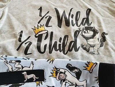 Peter Alexander Baby Boys Wild Child Set, Sizes 1, 2 + 3 RRP $59.95
