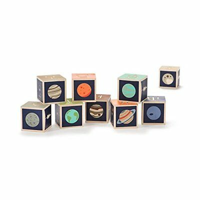 Uncle Goose Planet Blocks - Made in the USA