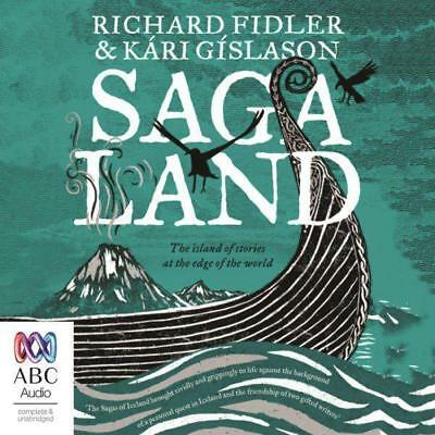 New - Saga Land CD Audiobook - Audiobook - ABC Shop