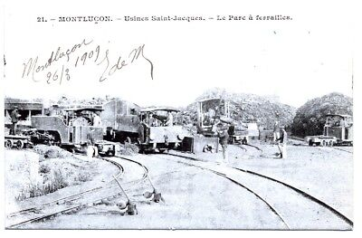 (S-103837) France - 03 - Montlucon Cpa