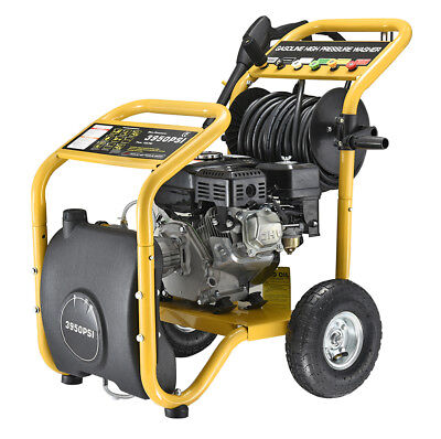 PANANA Petrol Power Pressure Washer 8.0HP 3950PSI AWESOME POWER TX650