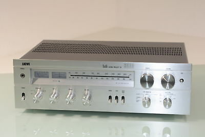 LOEWE Hifi Sound Project TA6000 High End Receiver SX6773/24 silber