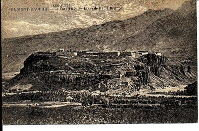 (S-8239) FRANCE - 05 - MONT DAUPHIN CPA      FOURNIER  ed.