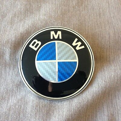 Bmw E46 E60 E61 E81 E82 E87 E90 E91 E92 X5 Bonnet Badge Front Logo Emblem 82mm 163 9 95 Picclick Uk