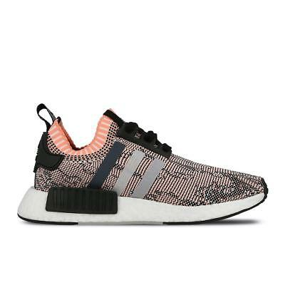 Details about ADIDAS NMD R1 TRICOLOUR GLITCH SALMON PINK SUN GLOW BB2361 UK SIZES 5, 5.5