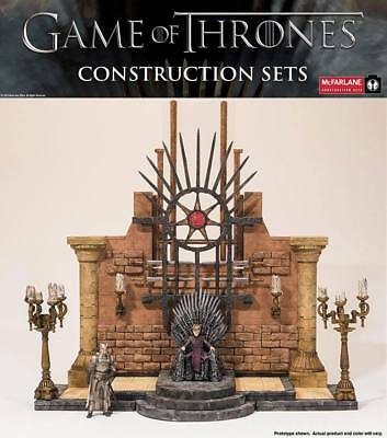 Game of Thrones Bauset Thronsaal NEU & OVP