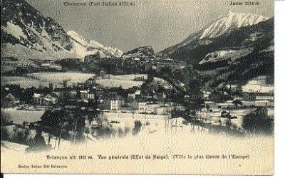 (S-78869) FRANCE - 05 - BRIANCON CPA      NOENS ed.