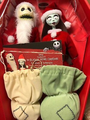 NECA Jun Planning Nightmare Before Christmas Santa Jack DISNEY Limited EDITION
