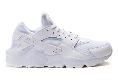 1378d924421b Nike Men s AIR HUARACHE Running Shoes White Pure Platinum 318429-111 b
