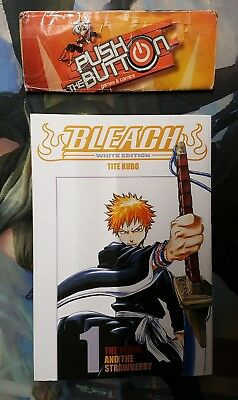 Manga Bleach White Edition N 1 Nuovo Planet Manga
