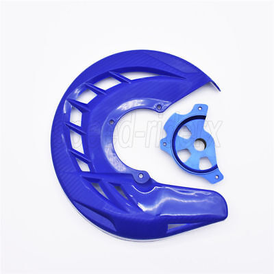 Brake Disc Guard Protect Cover Yamaha YZ250F YZ450F 07-13 WR250F WR450F 06-16