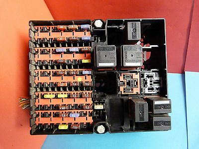 2011 Ford Transit Connect Fuse Block Fuse Box ford transit connect t 250 148\