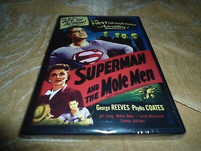 Superman And The Mole Men (1951) [1 Disc DVD]