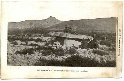 (S-117604) FRANCE - 07 - ST ALBAN AURIOLLES CPA      PIRAUD & PLANOHER ed.