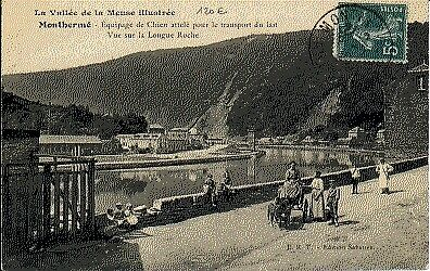 (S-12406) FRANCE - 08 - MONTHERME CPA      E.R.T.  ed.