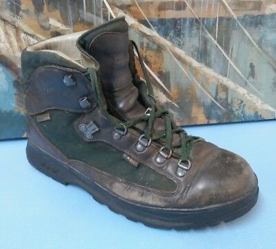 9155d4736 Vintage LL Bean Knife Edge C2 Hiking Boots Gore Tex Mens Size 11 M BRN