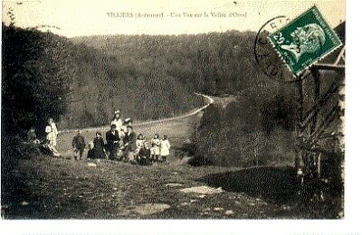 (S-96796) France - 08 - Villiers Cpa