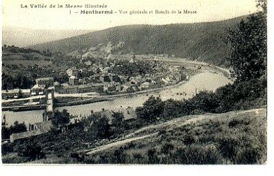 (S-91991) France - 08 - Montherme Cpa