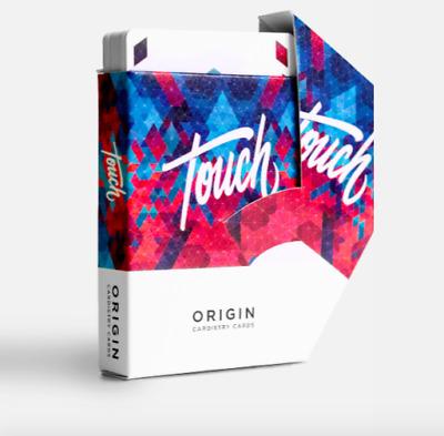 Touch Origin Cardistry Playing Cards Deck Brand New Sealed