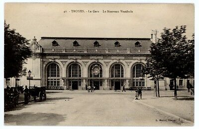 (S-13178) FRANCE - 10 - TROYES CPA      MAIRET L.  ed.