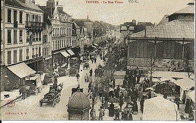 (S-68871) France - 10 - Troyes Cpa
