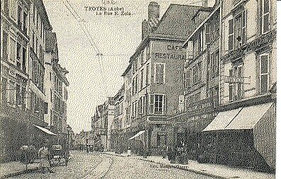 (S-68926) France - 10 - Troyes Cpa