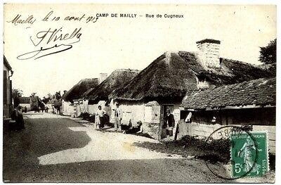 (S-102441) France - 10 - Mailly Le Camp Cpa