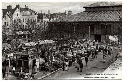 (S-114610) FRANCE - 10 - TROYES CPA      MAGASINS REUNIS ed.
