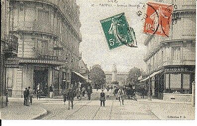 (S-13287) FRANCE - 10 - TROYES CPA      T.G. ed.