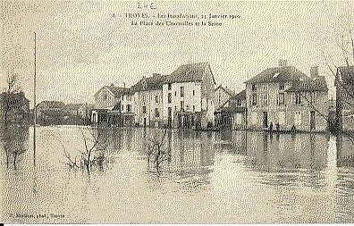 (S-13299) FRANCE - 10 - TROYES CPA      MARTINET P. ed.