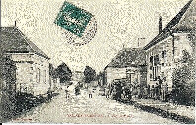 (S-13346) FRANCE - 10 - VALLANT ST GEORGES CPA      CHEVALLIER ed.