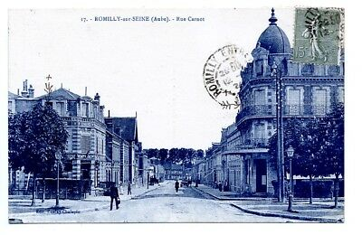 (S-119266) FRANCE - 10 - ROMILLY SUR SEINE CPA      CANLAY-CHALOPIN  ed.